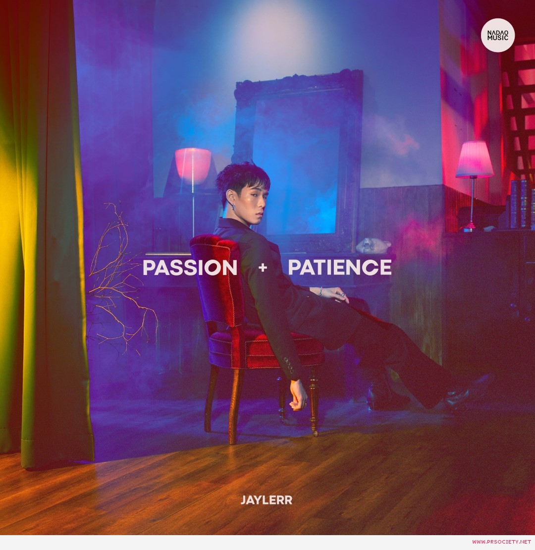 JAYLERR- PASSION+PATIENCE_Cover