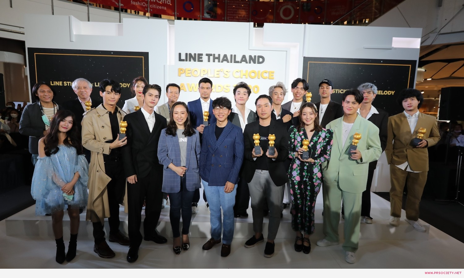 LINE THAILAND PEOPLE'S CHOICE AWARDS 2020_01