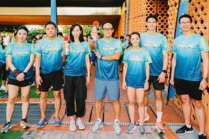 Mini Event_Cigna Virtual Run 2020_2 คณะผู้บริหารซิกน่า ประเทศไทย