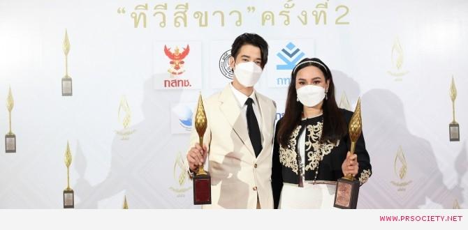 ใหม่ และ มาริโอ้ กับรางวัล นักแสดงนำหญิง และ นักแสดงนำชายดีเด่น_1