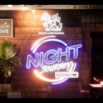 1. ภาพบรรยากาศ Night Journey คืนนี้เจอไหน_ ด้วยเทคนิค Unreal Live Concert
